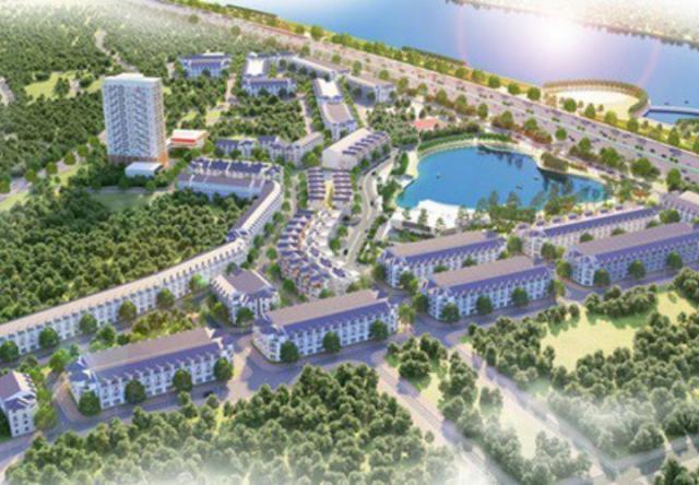 """Bách Việt Lake Garden – """"điểm sáng"""" của Thành phố Bắc Giang"""