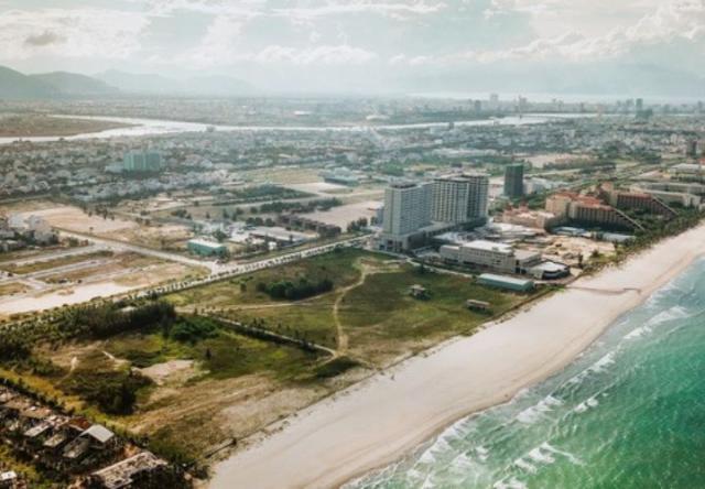 Đà Nẵng thu hồi dự án, mở lối xuống biển