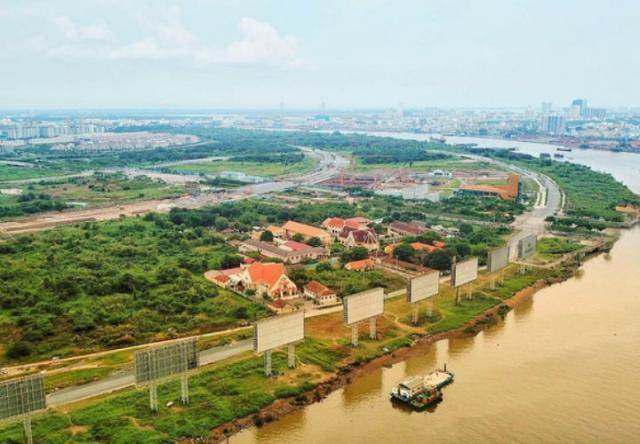 TP. HCM Tổ chức đấu giá 9 lô đất trong Khu đô thị mới Thủ Thiêm