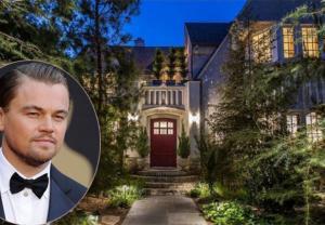 Bên trong biệt thự mới tậu gần 5 triệu USD của Leonardo DiCaprio