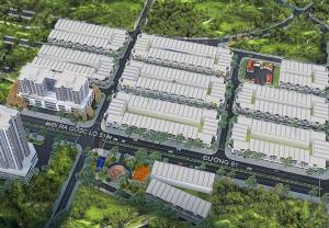 Khởi công dự án khu nhà ở Ecotown Phú Mỹ