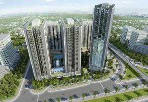 Lễ mở bán và khai trương căn hộ mẫu Thăng Long Capital