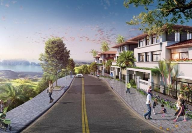 Tập đoàn FLC ra mắt dòng biệt thự nghỉ dưỡng đắt giá nhất FLC Hạ Long