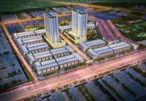 Phú Mỹ Gold City hưởng lợi từ hạ tầng khu vực