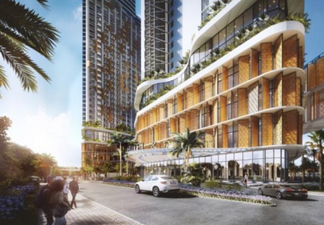 Crystal Bay và đối tác ra mắt dự án SunBay Park Hotel and Resort Phan Rang