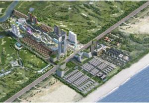 Cocobay Đà Nẵng ra mắt bất động sản hạng sang