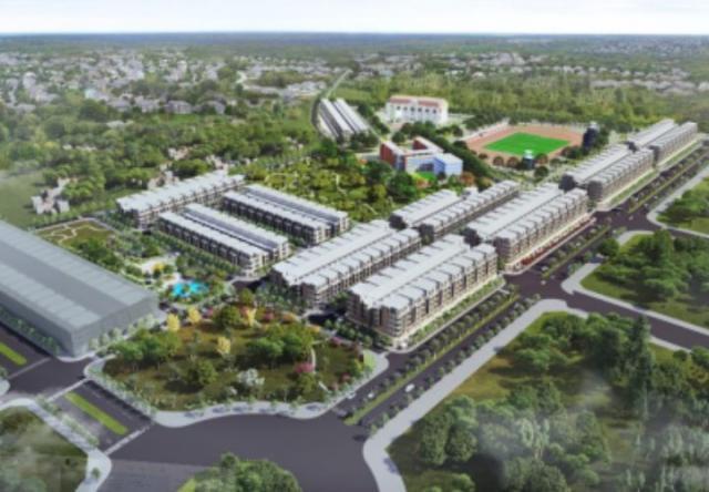 Những ưu thế đầu tư đất nền của dự án khu đô thị Vườn Sen