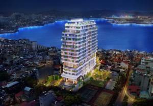 32 căn hộ hạng sang dự án Five Star West Lake sắp ra mắt