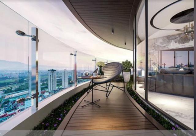 Ở chung cư hạng sang: Khẩu vị mới của giới nhà giàu Sài Gòn