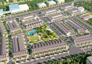 Địa ốc Trung Tín phát triển khu đất nền 13ha tại Bắc Bình Định