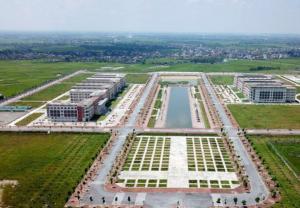 Hưng Yên: Kiến nghị điều chỉnh quy hoạch Khu đại học Phố Hiến
