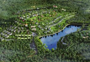Hòa Bình có thêm dự án nghỉ dưỡng sinh thái gần 200 tỷ