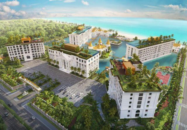 Tập đoàn Hòa Bình chuẩn bị ra mắt dự án Hội An Golden Sea tại Đà Nẵng