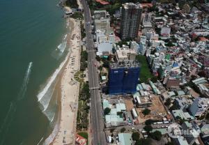 Nha Trang: Công trình ven biển cao tối đa 40 tầng