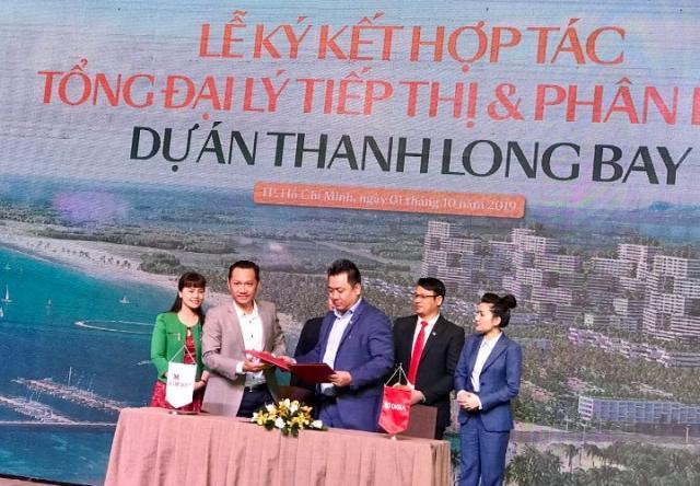 Nam Group và DKRA Vietnam ký hợp tác tiếp thị và phân phối Thang Long Bay