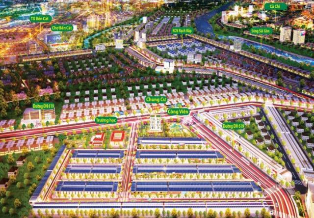Gần 300 sản phẩm The Eden City được khách hàng đặt chỗ