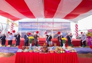 Tổ hợp Apec Mandala Wyndham Phú Yên khởi công