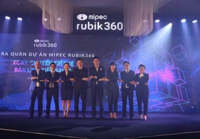 Hơn 1.000 chuyên viên tư vấn tham dự lễ ra quân Mipec Rubik360