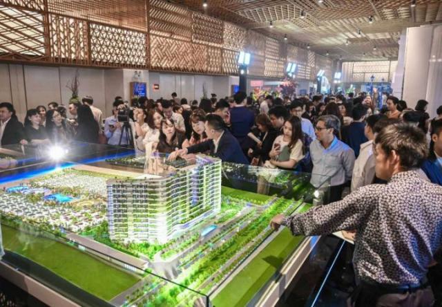Ra mắt dự án Cam Ranh Bay Hotels & Resorts