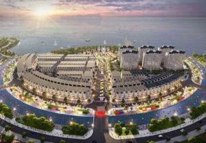 Ra mắt dự án Ha Tien Centroria mặt tiền chợ đêm Hà Tiên