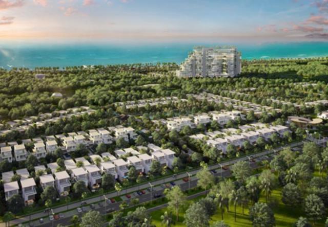 Lagoona Bình Châu mở bán biệt thự biển