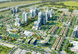 Bắc Ninh phê duyệt khu đô thị 300ha