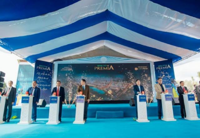 Capital House khởi công khu đô thị EcoCity Premia tại Buôn Ma Thuột