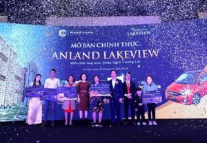 500 khách hàng dự lễ mở bán Anland Lakeview