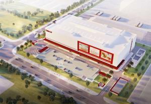 Khởi công dự án trung tâm thương mại Cobi Cif 40 triệu USD tại Long An
