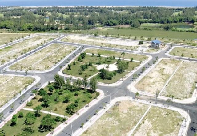 Phân lô bán nền đất dự án trái phép bị phạt tới 1 tỷ đồng