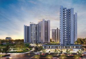 An Gia ra mắt dự án tại khu trung tâm hành chính Tây Sài Gòn