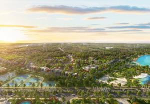 Vinhomes Smart City ra mắt phân khu Sapphire Parkville