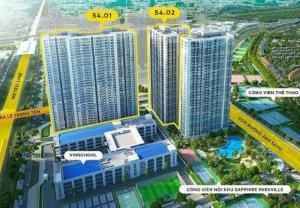 Vinhomes Smart City ra mắt tòa căn hộ mới