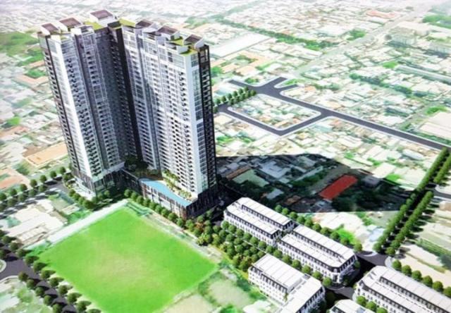 Vingroup đề xuất xây chung cư cao cấp 40 tầng tại Đồng Nai
