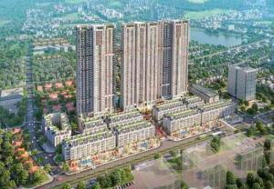 The Terra - An Hưng mở bán tòa căn hộ đẹp nhất dự án