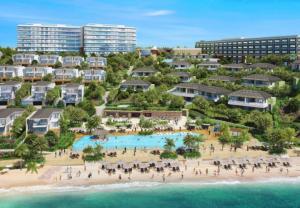 Dự án được Grand Mercure vận hành chính thức ra mắt 105 căn Sky villas cao cấp tại Phan Thiết