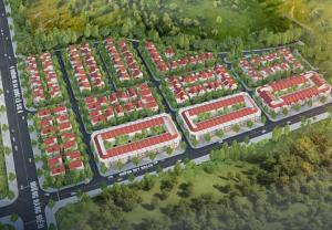 Bà Rịa – Vũng Tàu: Chấp thuận đầu tư dự án 111 căn nhà phố ở thị xã Phú Mỹ
