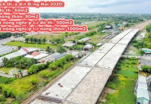 Tách thửa đất Đồng Nai: Bỏ bản vẽ thiết kế mặt bằng tổng thể, UBND cấp huyện được phép tách thửa