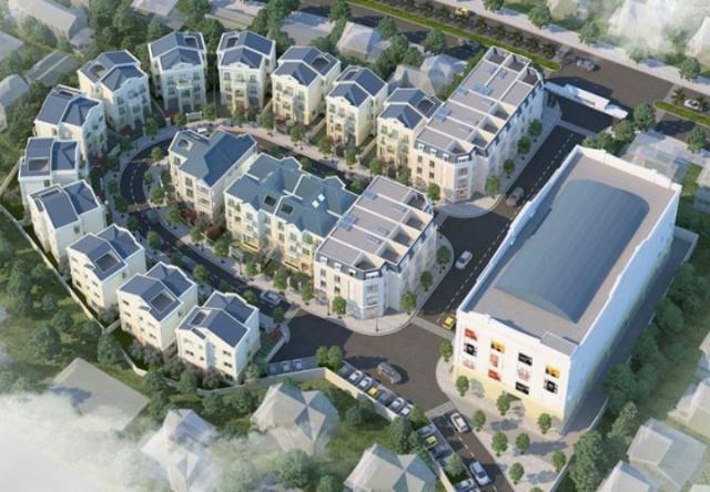 Eurowindow Holding khởi công xây dựng dự án Melinh PLAZA Yên Bái