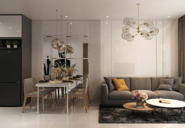 Sắp xuất hiện căn hộ tiện nghi dưới 1 tỷ đồng tại Phú Mỹ