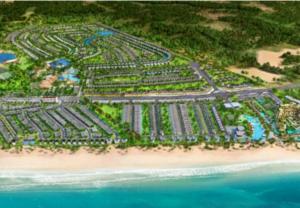 Ra mắt biệt thự biển Happy Beach Villas tại NovaWorld Ho Tram