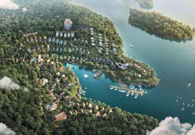 Parahills Resort thêm lựa chọn nghỉ dưỡng xa xỉ tại Hòa Bình