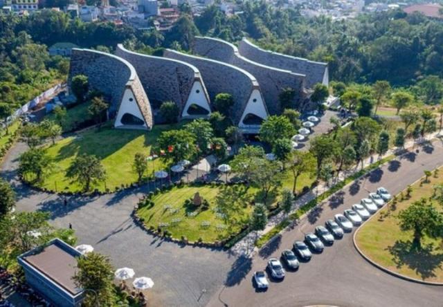 Trung Nguyên Legend đầu tư dự án 'Thành phố Cà phê'