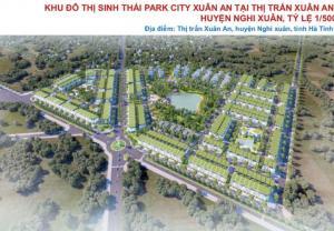 Hà Tĩnh sắp có khu đô thị sinh thái Park City Xuân An gần 27ha