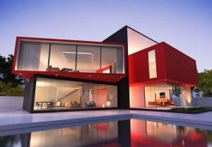 Xu hướng màu sắc ngoại thất mới nhất năm 2021 cho ngôi nhà hiện đại