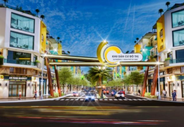 Dự án đất nền tại trung tâm Tây Ninh sắp ra mắt
