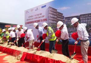 Coteccons khởi công dự án Le Méridien Resort & Spa Đà Nẵng
