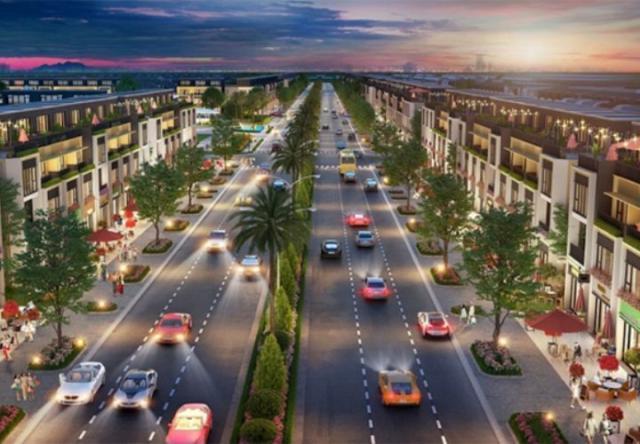 Gem Sky World tung gần 500 nhà phố xây sẵn và shophouse