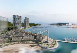 Sun Group ra mắt tổ hợp bất động sản, giải trí tại Hạ Long
