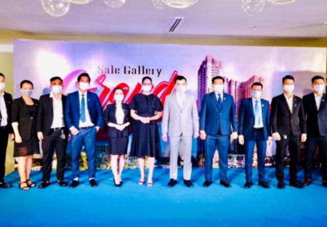 Đất Xanh Đông Nam Bộ khai trương Sales Gallery dự án HT Pearl